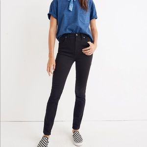 "Madewell Tall 10"" High-Rise Skinny Jeans"